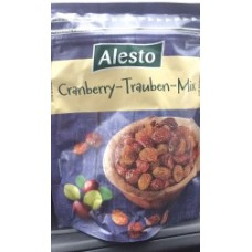 "Родзинки ""Alesto Cranberry trauben Mix"""