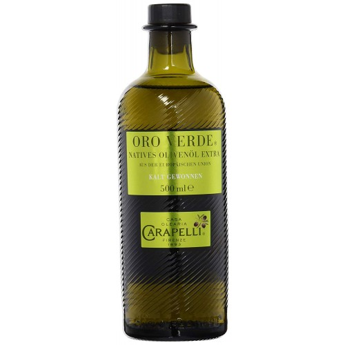 "Олія ""Carapelli Natives Olivenöl Extra Oro Verde"", 1 л"
