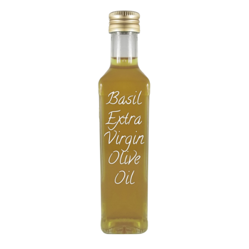 "Олія ""Olive Oil with Basil"", 1 л"