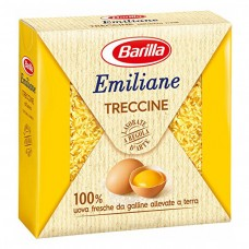 "Паста ""Barilla Treccine All'uovo «Emiliane», 250 грам"