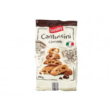 "Печиво ""Sondey Cantuccini Chocolate"" р"