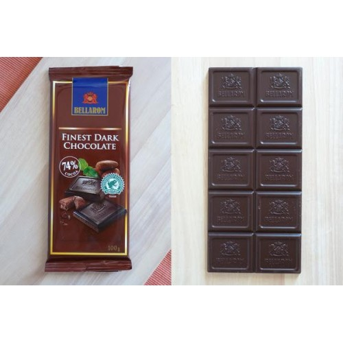 "Шоколад ""Bellarom Finest Dark Chocolate"" 100грм"